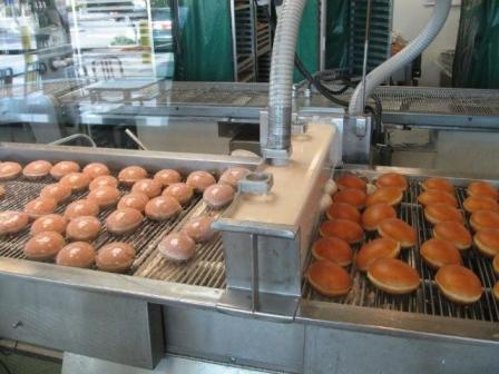 Krispy Kreme Graze