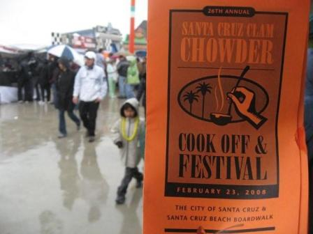 Clam Chowder Festival
