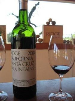 Ridge wine