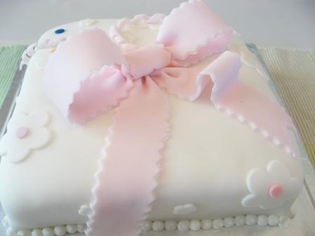 Fondant Cake1