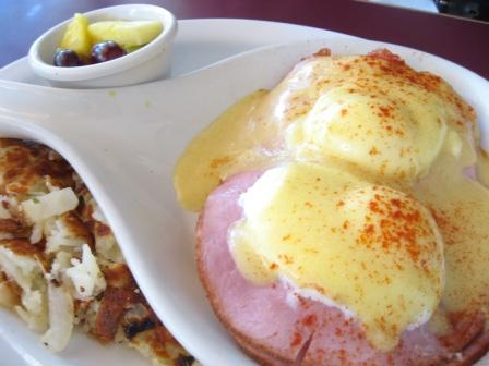 STACKS Egg Benedict