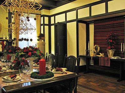 横浜・山手西洋館「世界のクリスマス2011」ベーリック・ホール