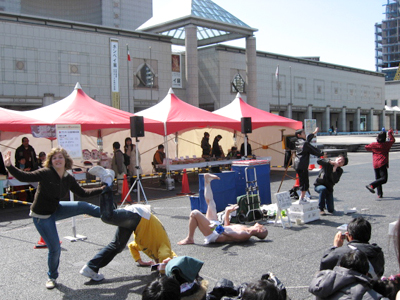 ヨコハマ大道芸2010