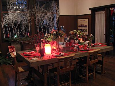 横浜・山手西洋館「世界のクリスマス2011」エリスマン邸