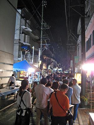 元町クラフトマンシップ・ストリート フードフェア2011