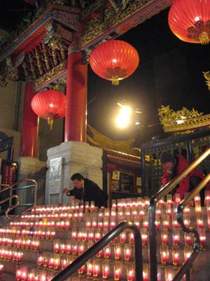 横浜中華街 春節 元宵節燈籠祭