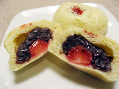横浜ロイヤルパークホテル コフレ 苺あんパン