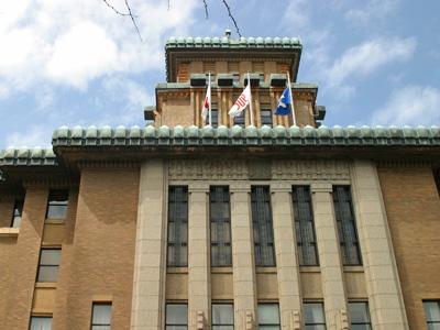 神奈川県庁 本庁舎 キングの塔