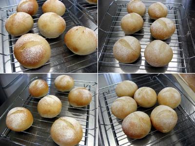 サロン・ド・リヨン 白神こだま酵母 パン教室