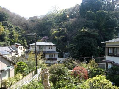 極楽寺・la maison ancienne