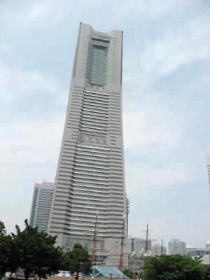 2月6日、7日は横浜ランドマークタワー休館