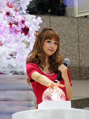 2011年横浜ランドマークタワー シンボルツリー点灯式