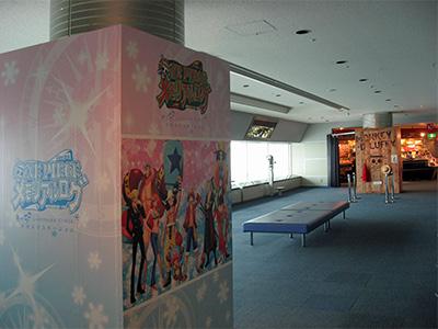 ワンピース メモリアルログ in 横浜ランドマークタワー クリスマスバージョン2011年