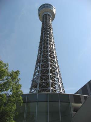 横浜マリンタワー開業50周年