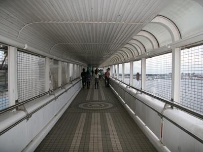 横浜ベイブリッジ・スカイウォーク 完全閉館