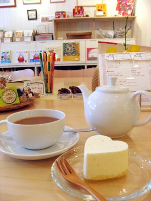 SONGBOOKCafe(ソングブックカフェ) patisserie R季節のチーズケーキ