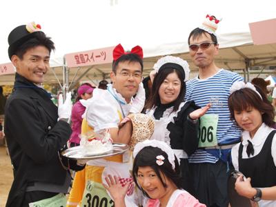 第2回 スイーツマラソン in 横浜