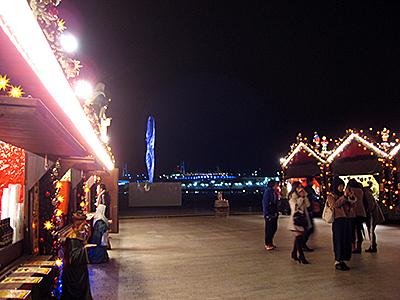 クリスマスマーケット in 横浜赤レンガ倉庫2011