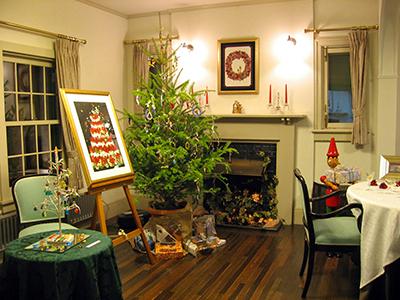 横浜・山手西洋館「世界のクリスマス2011」山手234番館