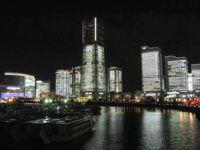 TOWERS Milight ~みなとみらいのオフィス全館点灯~2010