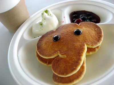 象の鼻テラス パンケーキ
