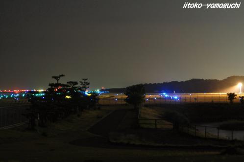 夜の空港02