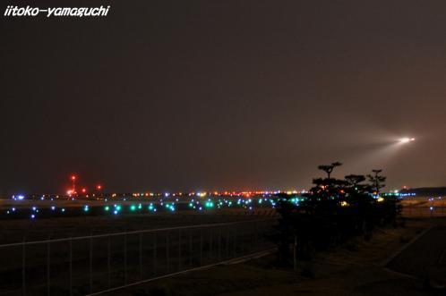 夜の空港03