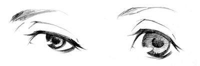 目のタイプ その2