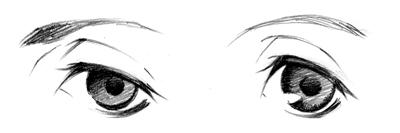 目のタイプ その3