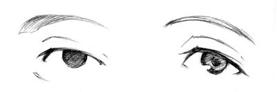 目のタイプ その4