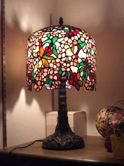 お気に入りのランプ