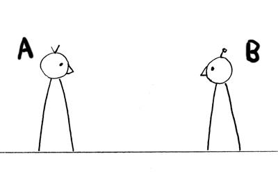 横から見た図 1