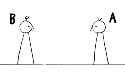 横から見た図 2
