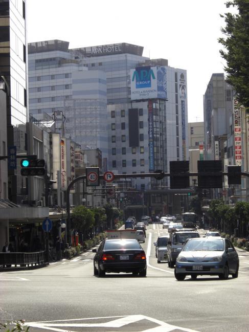 都会な金沢