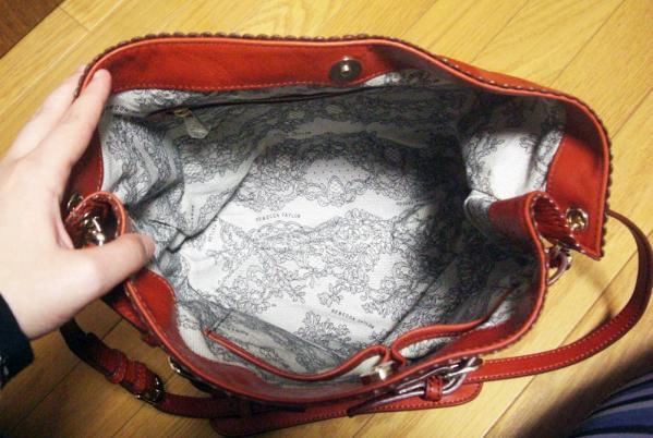 買ってもらったバッグ3