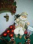 クリスマス玄関-1