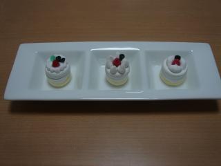 プチケーキ達