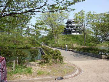 高田城 三階櫓