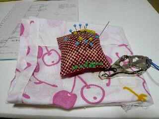 9.11裁縫