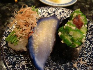 野菜3種盛り