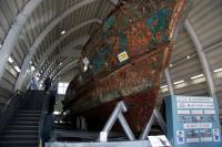 工作船展示館内部