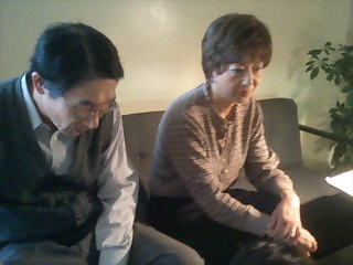 9月26日 大久保さんと山口さん