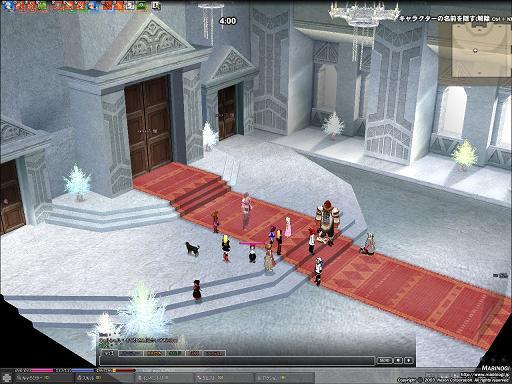 ジャイ結婚式1