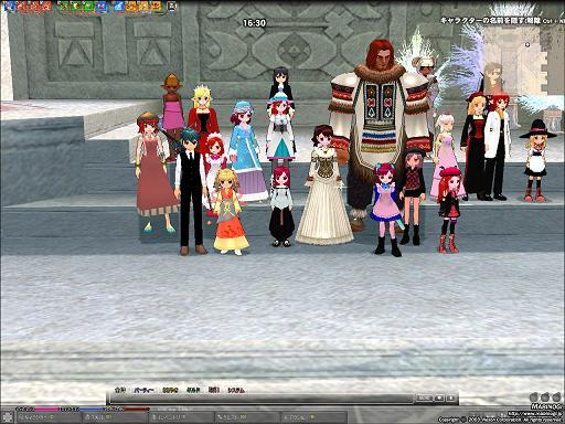 ジャイ結婚式4