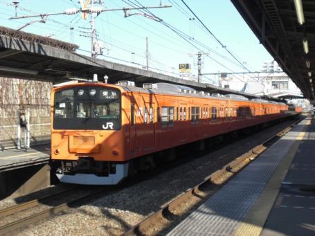 JR201系