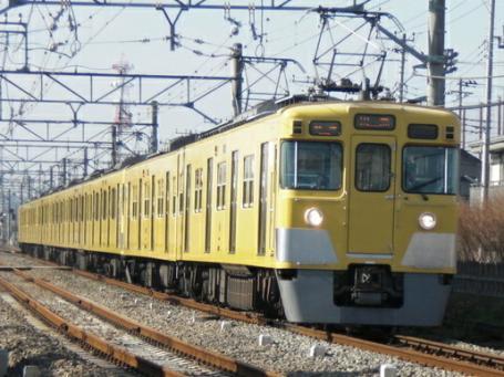 2000系8両