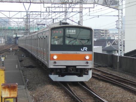 武蔵野205系