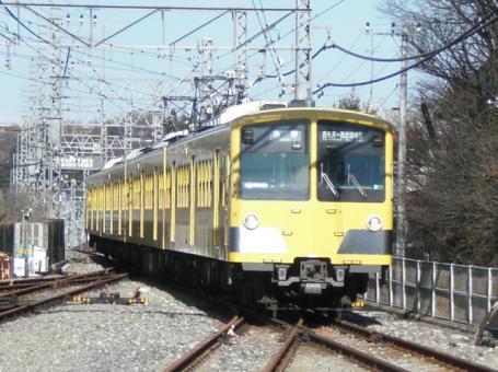 狭山線新101系