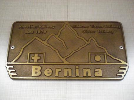 ベルニナ号