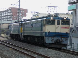EF65-1077+EF65-1059